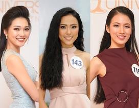 Lộ diện 10 nhan sắc lọt vào bán kết Hoa hậu Hoàn vũ Việt Nam 2017