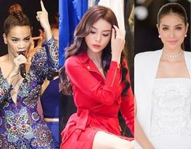 Kỳ Duyên, Phạm Hương mặc đẹp nhất tuần; Hà Hồ hiếm hoi lọt top sao mặc xấu