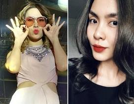 """Hà Tăng bị nhìn nhầm thành Hà Hồ; Mỹ Tâm """"kêu khổ"""" vì tin đồn lấy chồng"""
