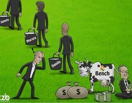 Góc biếm họa: Real Madrid đếm tiền mỏi tay nhờ… người thừa