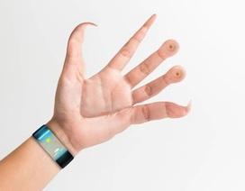 Điện thoại thông minh sẽ làm biến dạng bàn tay con người như thế nào?