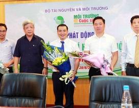 """Hà Nội: Phát động cuộc thi """"Biến đổi khí hậu với cuộc sống"""""""