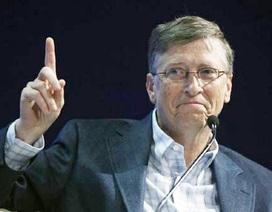 Tỷ phú Bill Gates nhắn gửi đến các sinh viên vừa tốt nghiệp năm 2017