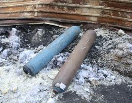 Tia lửa điện của thợ hàn gây ra vụ cháy tại công ty may Cần Thơ