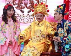 NSƯT Quốc Khánh sẽ không đóng Ngọc Hoàng trong Táo Quân 2018?