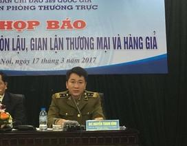 Nửa tháng, 4 tỉnh bắt giữ hơn 30.000 lít rượu cồn công nghiệp
