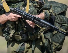 Nổ súng vào đồng đội khi diễn tập, binh sĩ Nga bị bắn chết