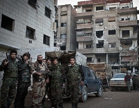 Quân đội Syria vây chặt phiến quân IS ở al-Bab