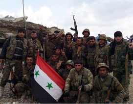 """Lực lượng Nga - Syria """"bắt tay"""" diệt IS ở Hama"""