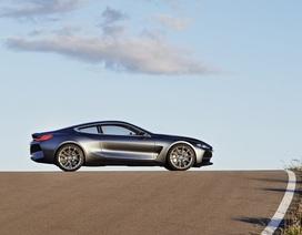 BMW chính thức ra mắt 8-Series concept