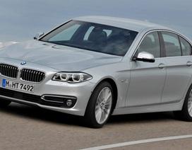 Triệu hồi gần 14000 xe BMW 5-Series