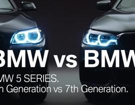 BMW 5-Series thế hệ mới và cũ có gì khác biệt?