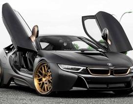 Làm gì để BMW i8 nổi bật hơn?