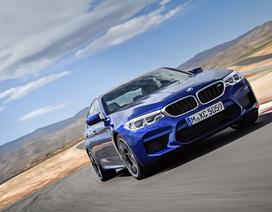 BMW chính thức giới thiệu M5 thế hệ mới
