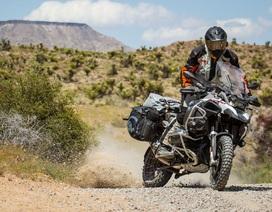 BMW Motorrad kiểm tra an toàn cho xe R1200GS và GSA