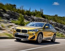 BMW X2 - Crossover hay hatchback cỡ lớn?