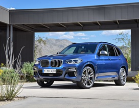 BMW giới thiệu X3 thế hệ mới