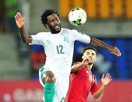 Đội vô địch Bờ Biển Ngà bất ngờ bị loại khỏi CAN 2017