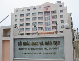 Chính phủ quy định nhiệm vụ, cơ cấu tổ chức của Bộ Giáo dục và Đào tạo