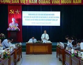 Bộ trưởng Phùng Xuân Nhạ: Sắp xếp, quy hoạch các trường đại học theo ngành