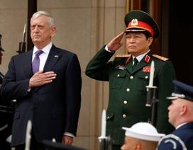 Lầu Năm Góc: Tàu sân bay Mỹ thăm Việt Nam vào năm tới