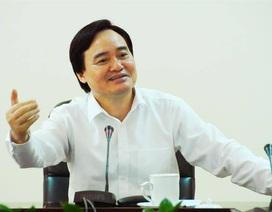 Bộ trưởng Phùng Xuân Nhạ: Chưa thí điểm bỏ viên chức với giáo viên mầm non, tiểu học, THCS