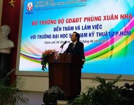 Bộ trưởng Phùng Xuân Nhạ: Đào tạo lại đội ngũ giáo viên để đáp ứng chương trình phổ thông mới