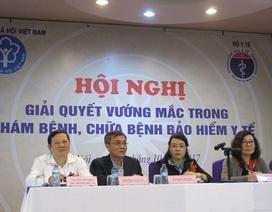 Bộ trưởng Bộ Y tế: Quỹ kết dư nhiều vì thủ tục khó, người dân bỏ BHYT sang khám dịch vụ