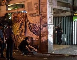Nổ bom tại thủ đô của Philippines, 14 người bị thương