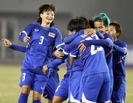 Đội tuyển nữ Việt Nam thắng Malaysia 5 bàn là giành HCV SEA Games 29