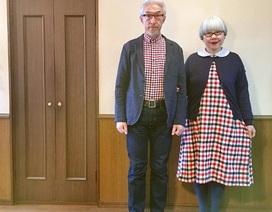 """Cặp vợ chồng già luôn mặc đồ tình nhân """"gây bão"""" mạng"""