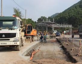 Tránh gây bức xúc, Thái Nguyên xin bỏ trạm BOT quốc lộ 3