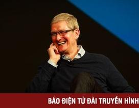 CEO của Apple kiếm được bao nhiêu tiền trong năm 2016?