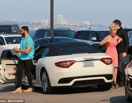 Britney Spears và bạn trai mới Sam Asghari hò hẹn