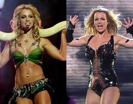 """Nhìn lại hành trình """"lột xác"""" ấn tượng của Britney Spears"""