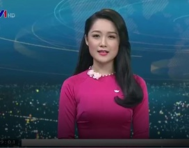 Tiết lộ MC xinh đẹp thay thế BTV Vân Anh ở bản tin Thời sự 19h