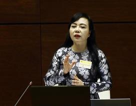 Bộ trưởng Y tế: Hơn 7.000 cán bộ y tế đã bị kỷ luật