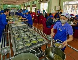 Chế độ ăn giữa ca của người lao động