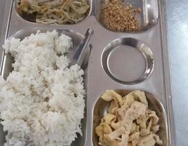 Trường PTCS Nguyễn Đình Chiểu tăng tiền ăn bán trú: Hiệu trưởng nói gì?