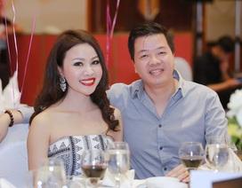 Bà xã ca sĩ Đăng Dương đẹp ngỡ ngàng trong tiệc sinh nhật con gái Bùi Lê Mận