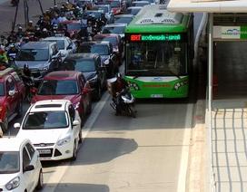 Hà Nội giải trình thông tin buýt nhanh giá 5 tỷ đồng/xe