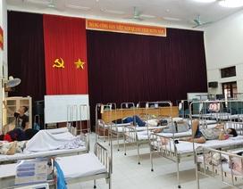 Quá tải bệnh viện toàn thành phố vì bệnh nhân sốt xuất huyết ồ ạt tới khám