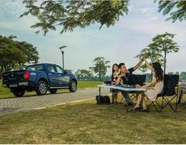 Theo chân diễn viên Minh Tiệp ngày cuối tuần với Nissan Navara Premium R