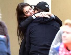 Cristiano Ronaldo đưa bạn gái đi ăn mừng sinh nhật