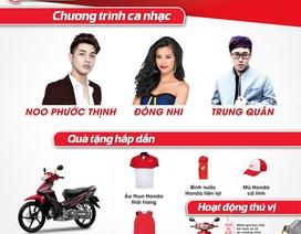 """Honda Việt Nam khởi động chuỗi chương trình """"Trọn niềm tin 2017"""""""