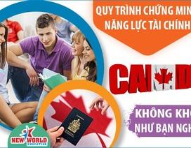 Du học Canada 2017- Quy trình chứng minh tài chính có khó cho sinh viên Việt Nam ?