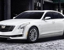 Cadillac lên như diều gặp gió tại Trung Quốc