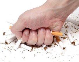 """Những """"cú hích"""" giúp cai thuốc lá thành công"""