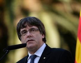 Catalonia hỗn loạn sau tuyên bố của Thủ hiến