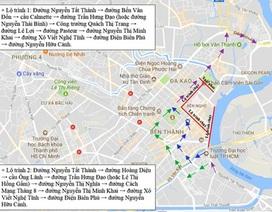 Cấm xe nhiều tuyến đường trung tâm phục vụ giải marathon quốc tế TPHCM